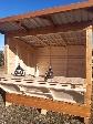 Árusító pavilonokat; faházak gyártását vállaljuk!